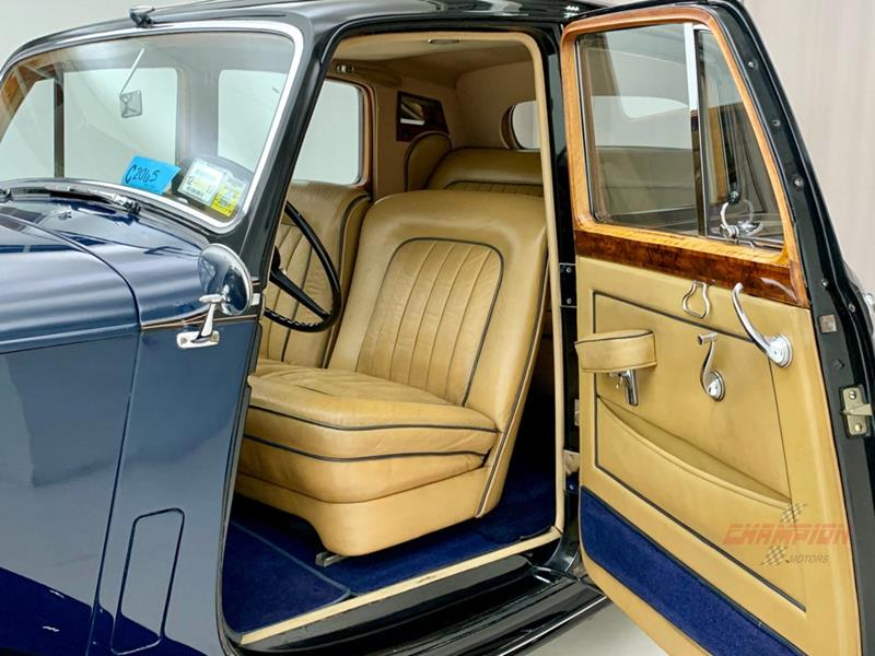 1953 Rolls-Royce Silver Dawn 14