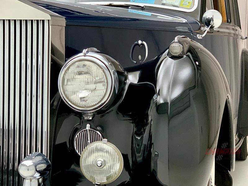 1953 Rolls-Royce Silver Dawn 60