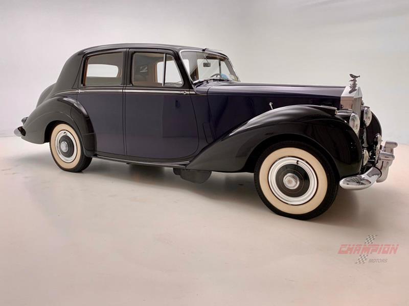 1953 Rolls-Royce Silver Dawn 6