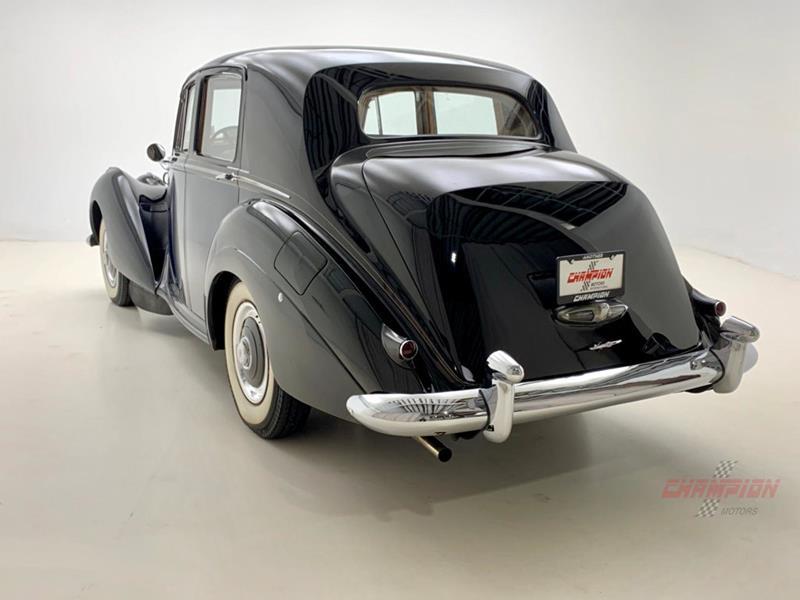 1953 Rolls-Royce Silver Dawn 11