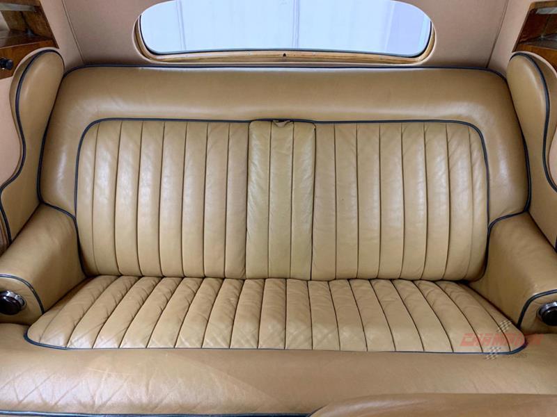 1953 Rolls-Royce Silver Dawn 29