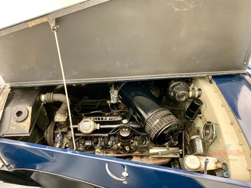 1953 Rolls-Royce Silver Dawn 44