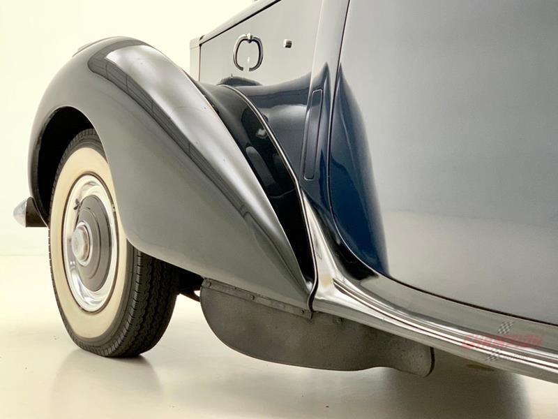 1953 Rolls-Royce Silver Dawn 57