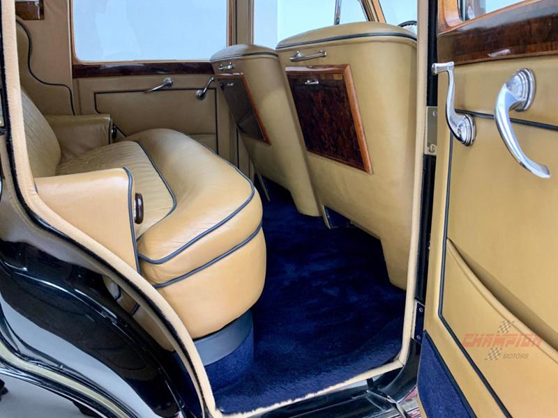 1953 Rolls-Royce Silver Dawn 34