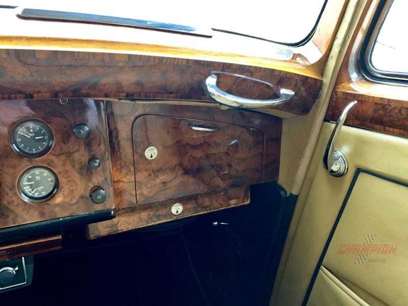 1953 Rolls-Royce Silver Dawn 22