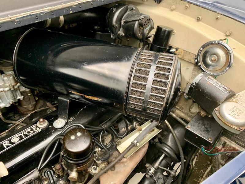 1953 Rolls-Royce Silver Dawn 46