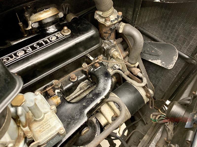 1953 Rolls-Royce Silver Dawn 42
