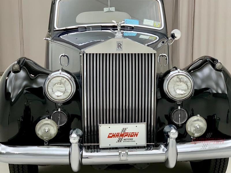 1953 Rolls-Royce Silver Dawn 61