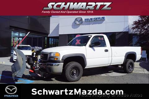 2006 GMC Sierra 2500HD for sale in Calverton, NY