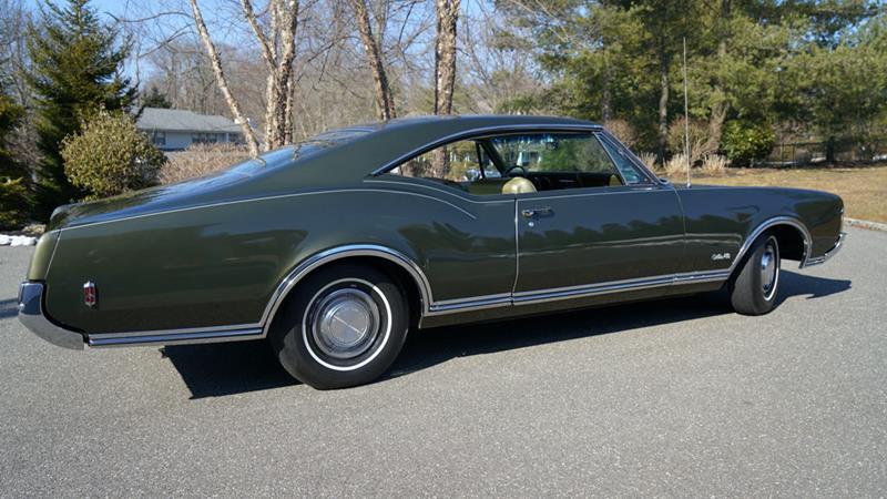 1968 Oldsmobile Delta Eighty-Eight 19