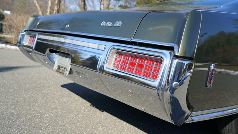 1968 Oldsmobile Delta Eighty-Eight 16
