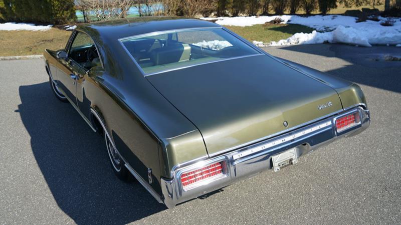 1968 Oldsmobile Delta Eighty-Eight 13