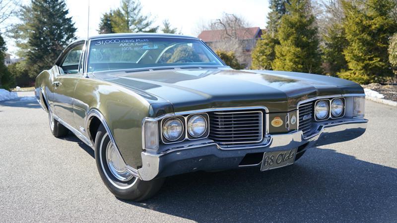 1968 Oldsmobile Delta Eighty-Eight 2