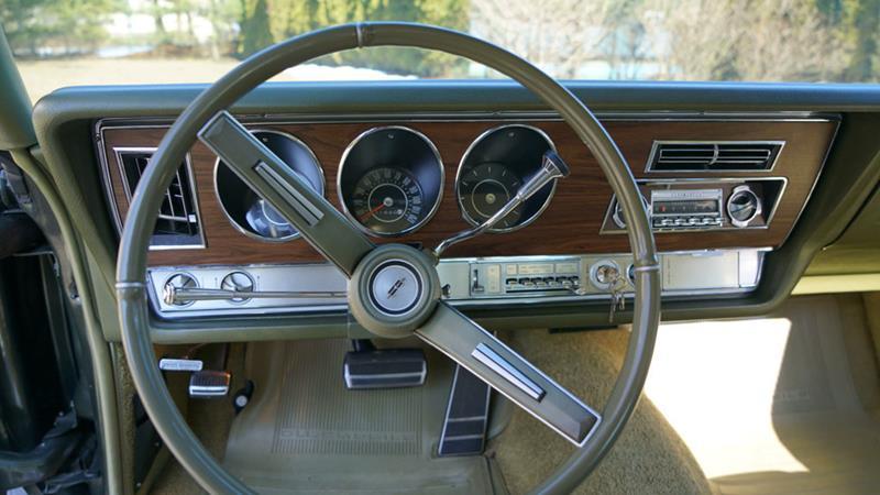 1968 Oldsmobile Delta Eighty-Eight 40