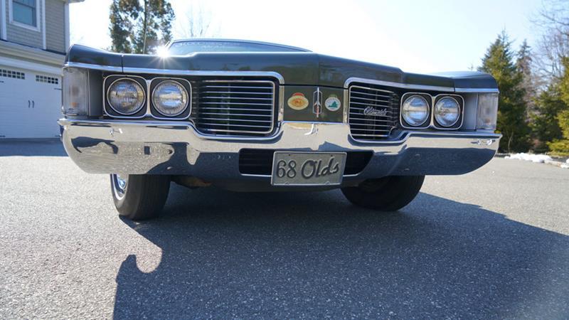 1968 Oldsmobile Delta Eighty-Eight 7