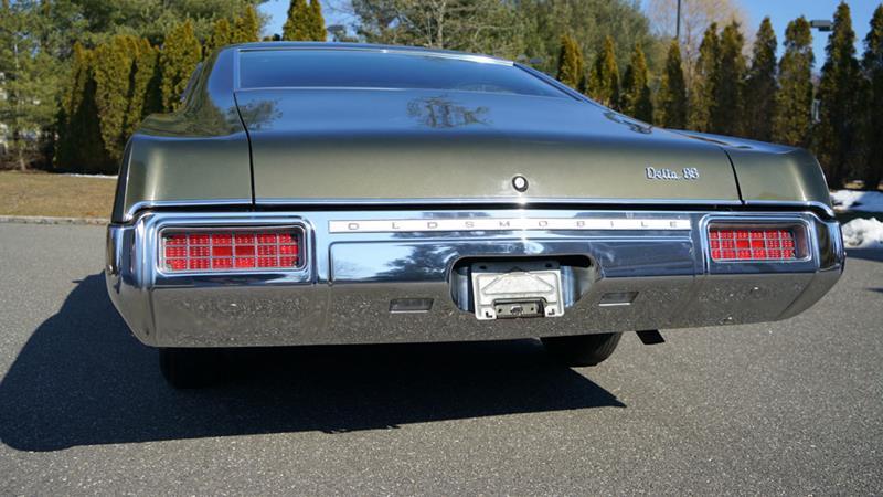 1968 Oldsmobile Delta Eighty-Eight 14