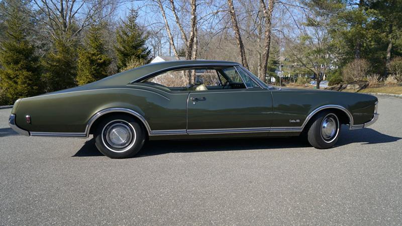 1968 Oldsmobile Delta Eighty-Eight 20
