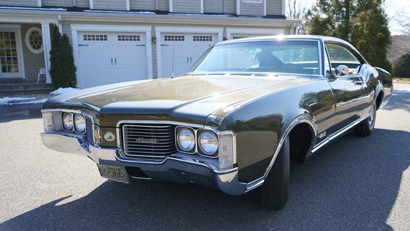 1968 Oldsmobile Delta Eighty-Eight 4