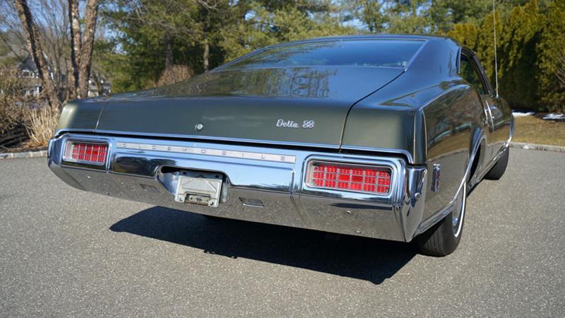 1968 Oldsmobile Delta Eighty-Eight 15