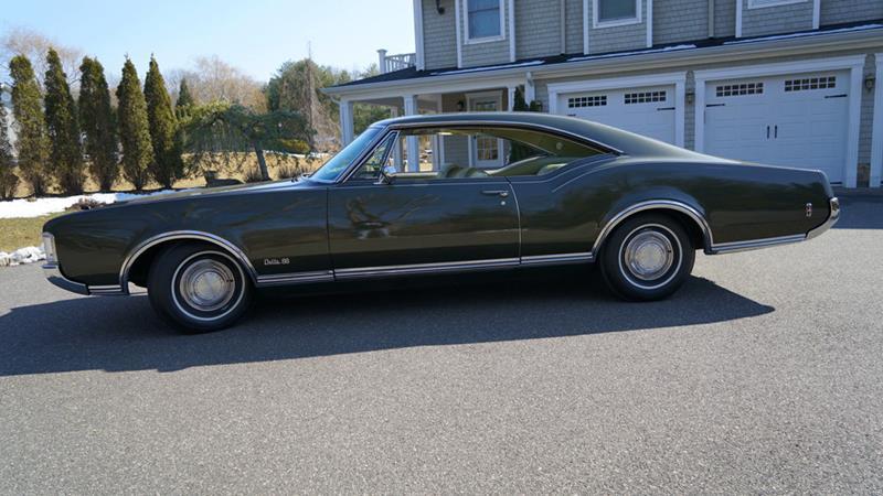 1968 Oldsmobile Delta Eighty-Eight 10