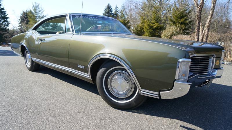 1968 Oldsmobile Delta Eighty-Eight 22