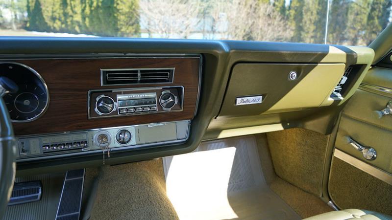 1968 Oldsmobile Delta Eighty-Eight 43