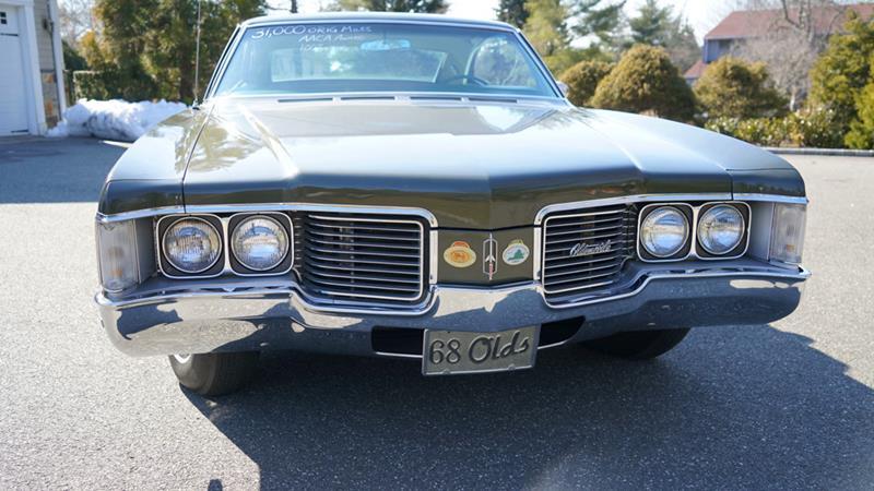 1968 Oldsmobile Delta Eighty-Eight 3
