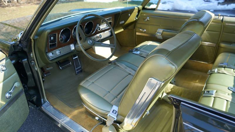 1968 Oldsmobile Delta Eighty-Eight 39