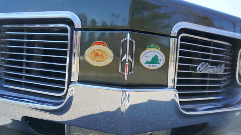 1968 Oldsmobile Delta Eighty-Eight 8