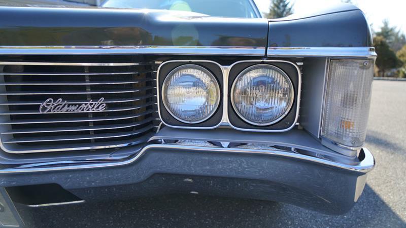 1968 Oldsmobile Delta Eighty-Eight 24
