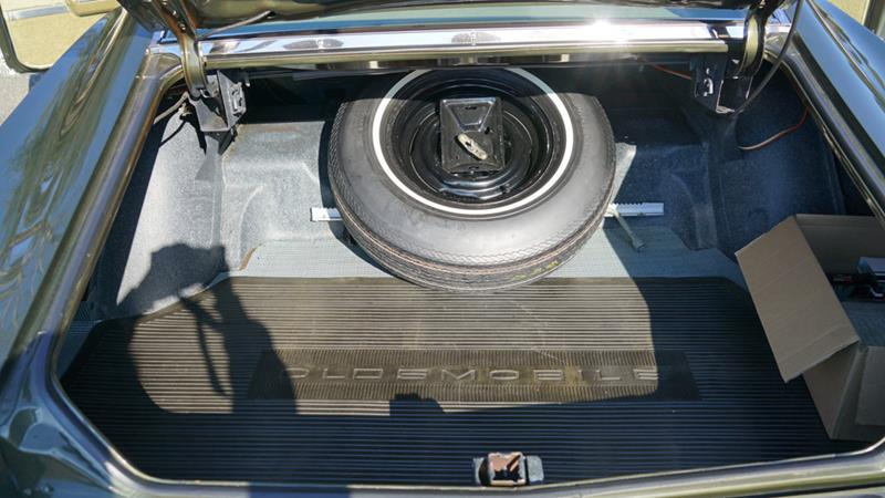 1968 Oldsmobile Delta Eighty-Eight 78