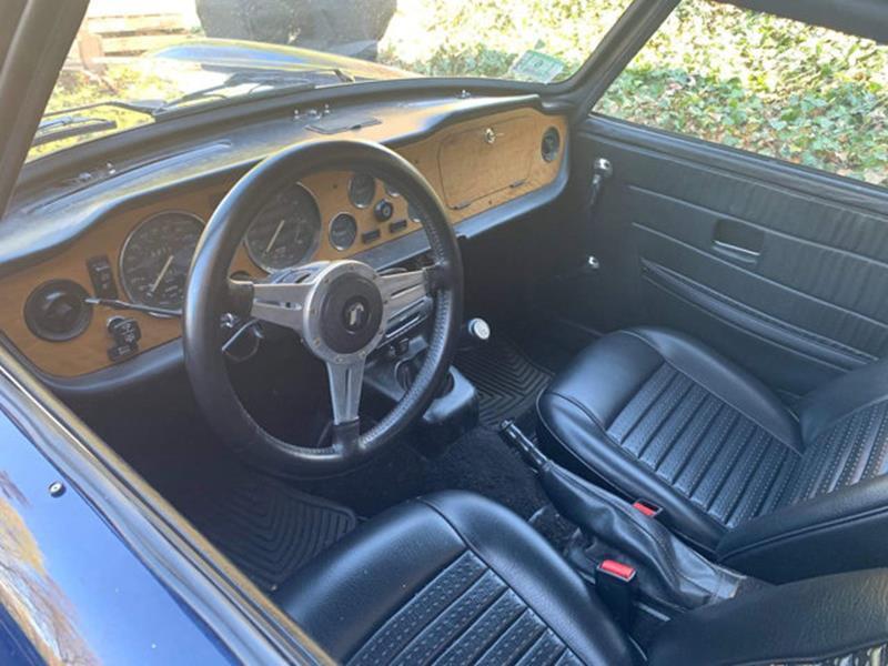 1974 Triumph TR6 4