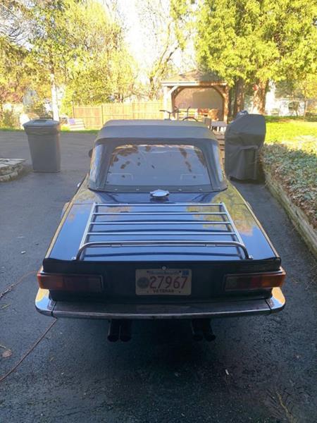 1974 Triumph TR6 3