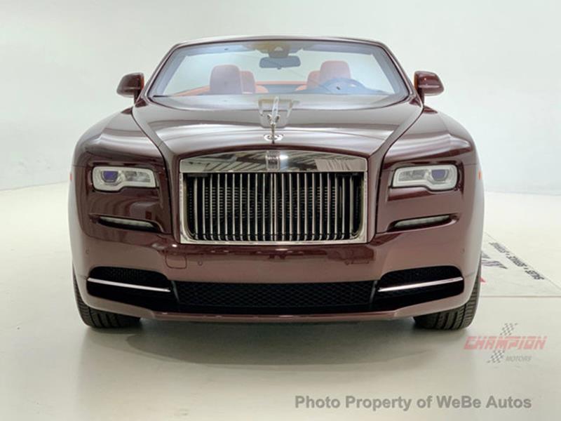2016 Rolls-Royce Dawn 4