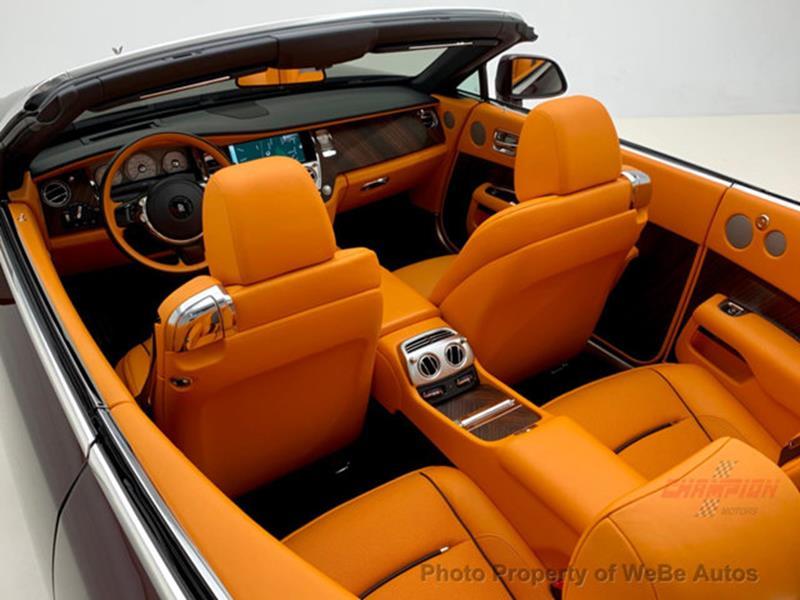 2016 Rolls-Royce Dawn 42