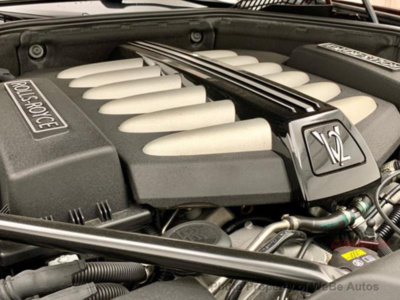 2016 Rolls-Royce Dawn 50