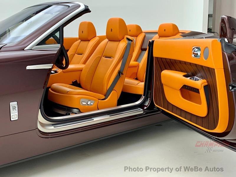 2016 Rolls-Royce Dawn 14