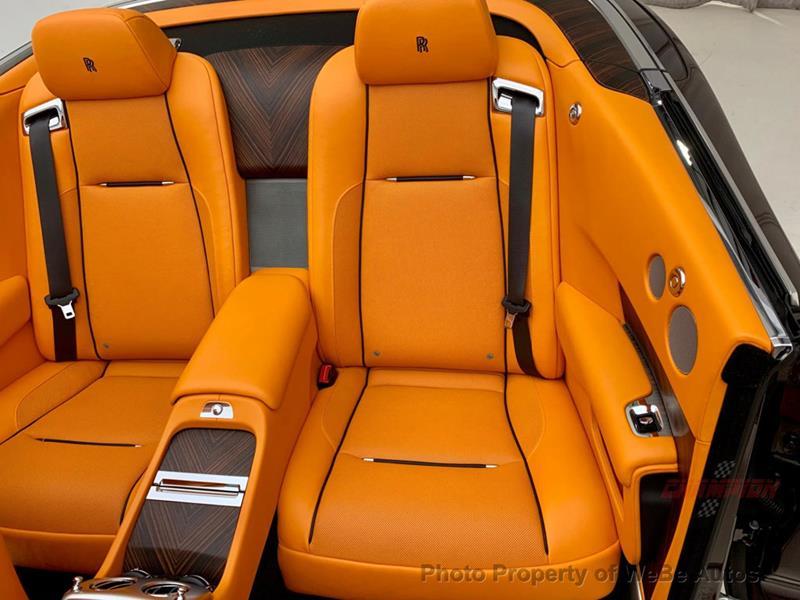 2016 Rolls-Royce Dawn 41