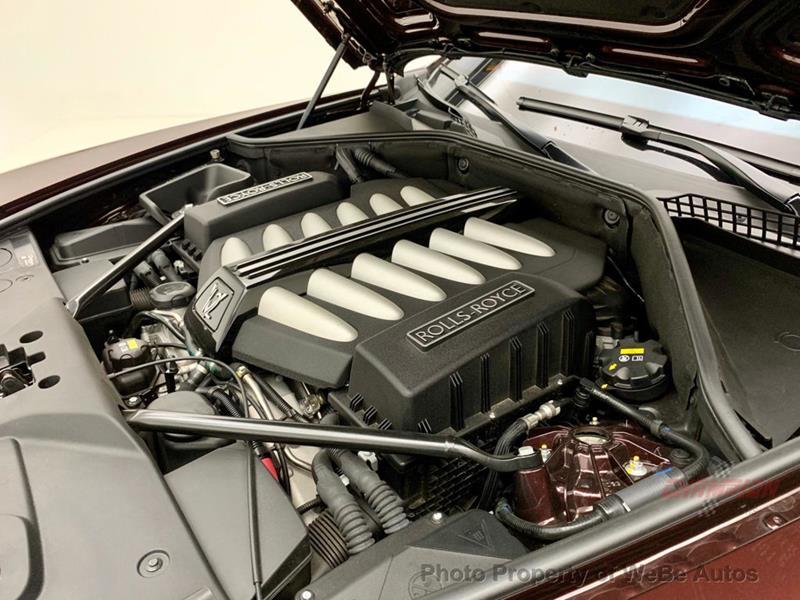 2016 Rolls-Royce Dawn 52