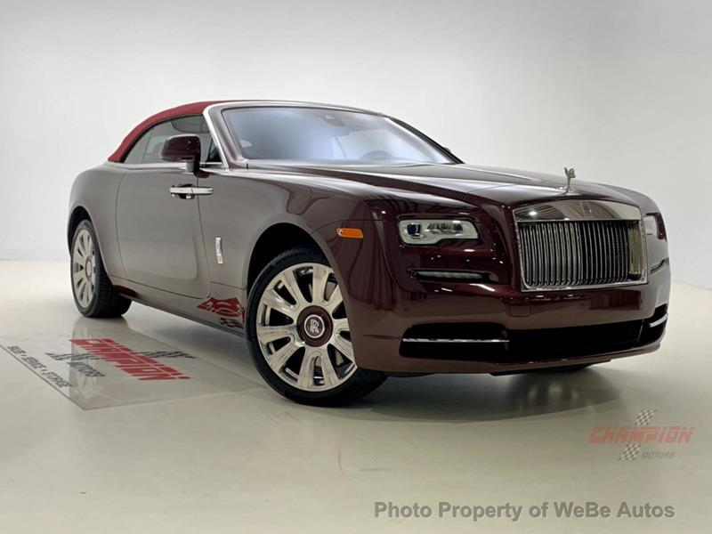 2016 Rolls-Royce Dawn 64
