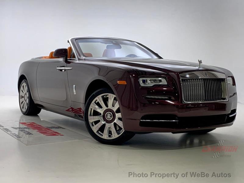 2016 Rolls-Royce Dawn 1