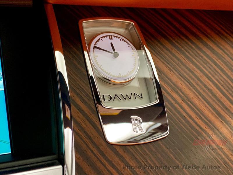 2016 Rolls-Royce Dawn 26