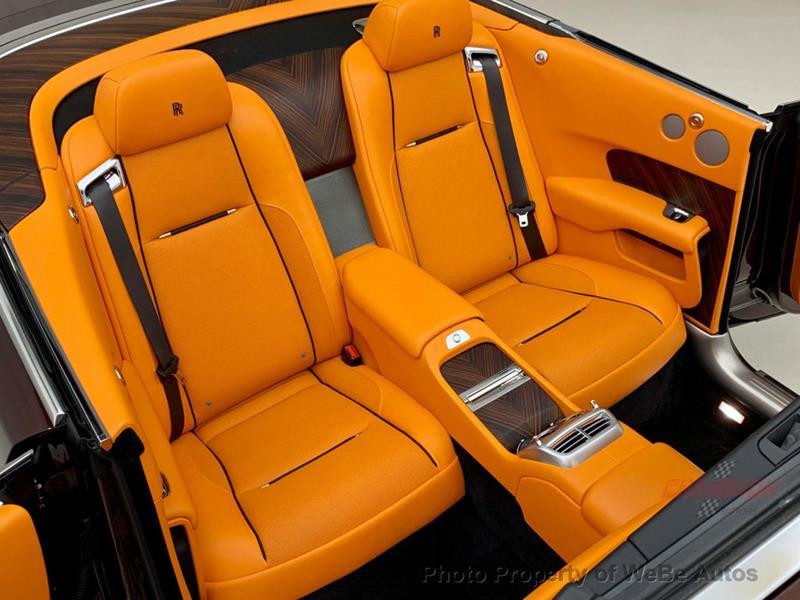 2016 Rolls-Royce Dawn 39
