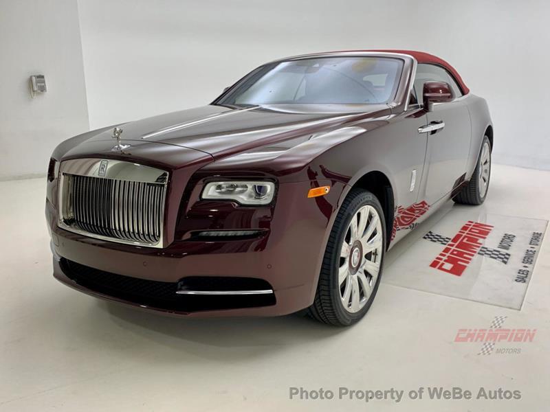 2016 Rolls-Royce Dawn 58