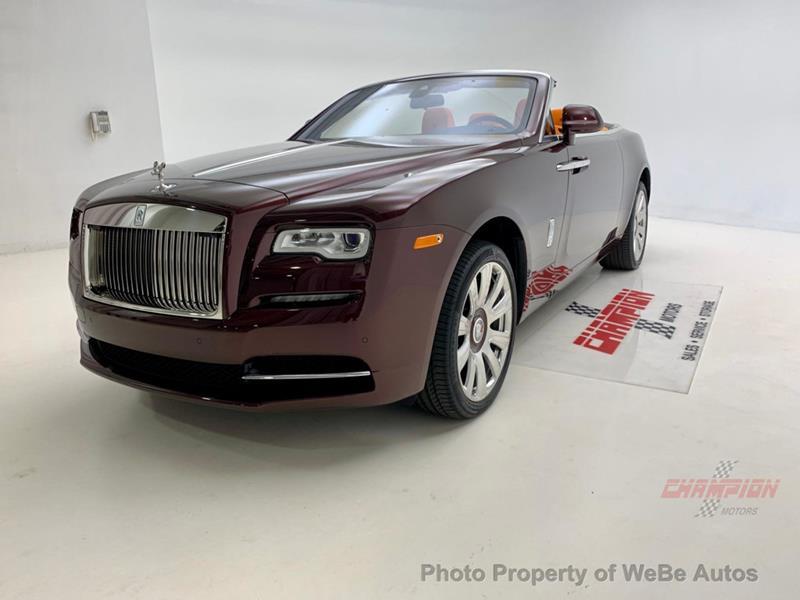 2016 Rolls-Royce Dawn 3