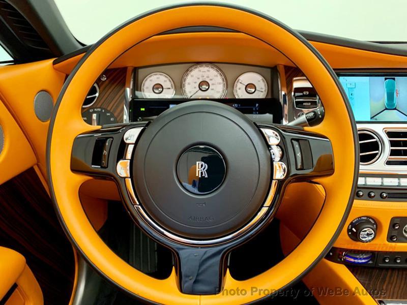 2016 Rolls-Royce Dawn 22