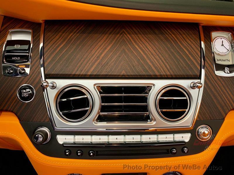 2016 Rolls-Royce Dawn 28