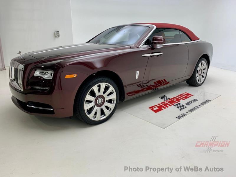 2016 Rolls-Royce Dawn 57