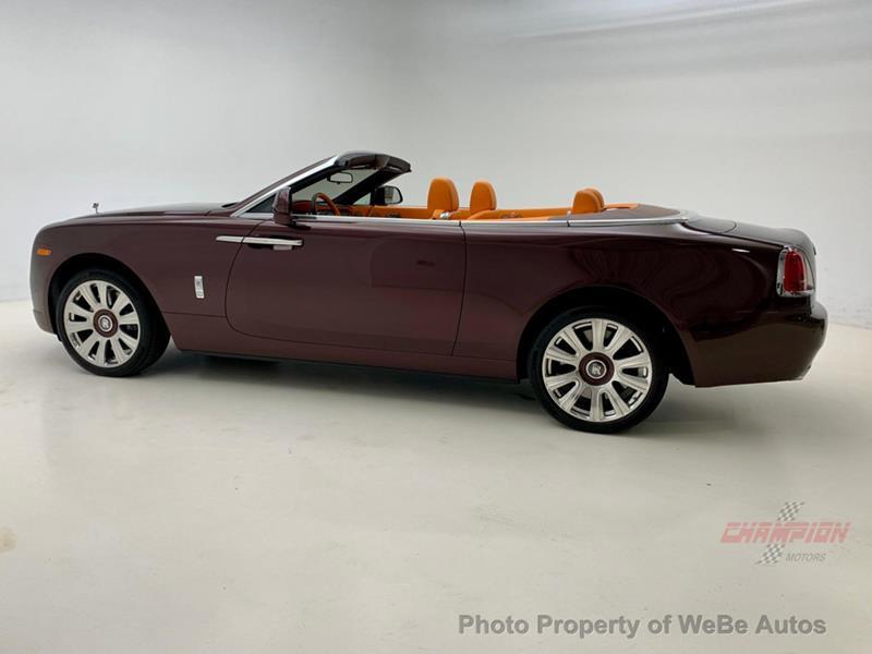 2016 Rolls-Royce Dawn 13