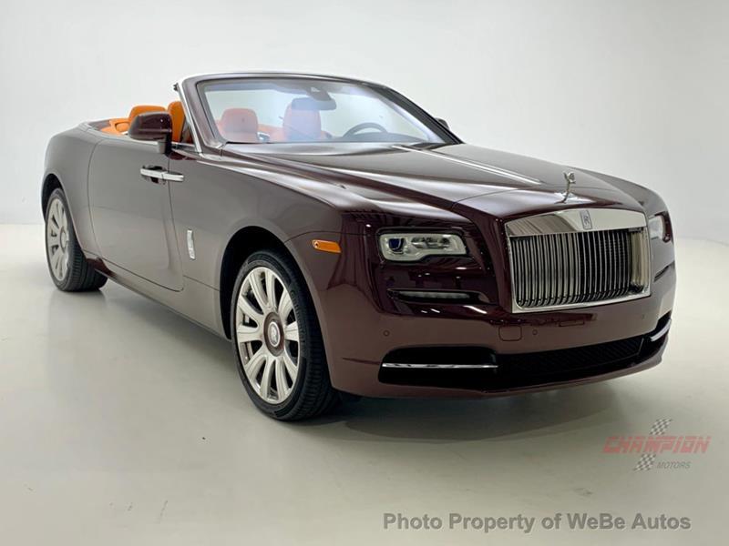 2016 Rolls-Royce Dawn 5
